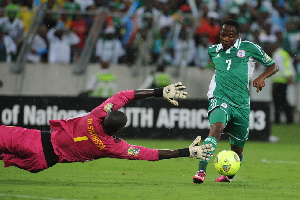 Nigeria golea a Mali y pasa a la final de la Copa de África