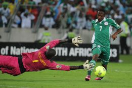 Nigeria golea a Mali y pasa a la final de la Copa de frica