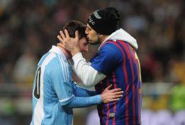 Argentina liquida a Suecia en una gran primera parte