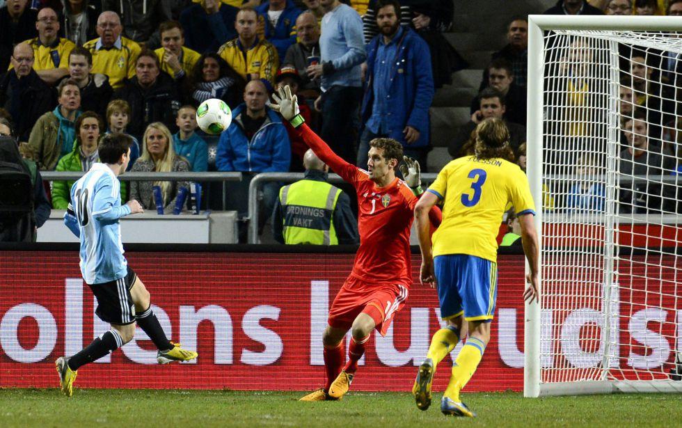 """Messi, tras el triunfo: """"Cada vez soy más feliz en la Selección"""""""