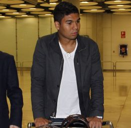 El Real Madrid inscribe en la Champions League a Casemiro