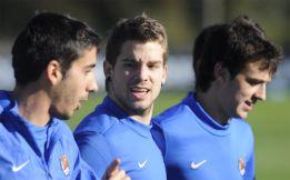Iñigo Martínez renovará hasta 2017 con la Real Sociedad