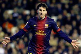 Messi firma hoy su sexta renovación en ocho años