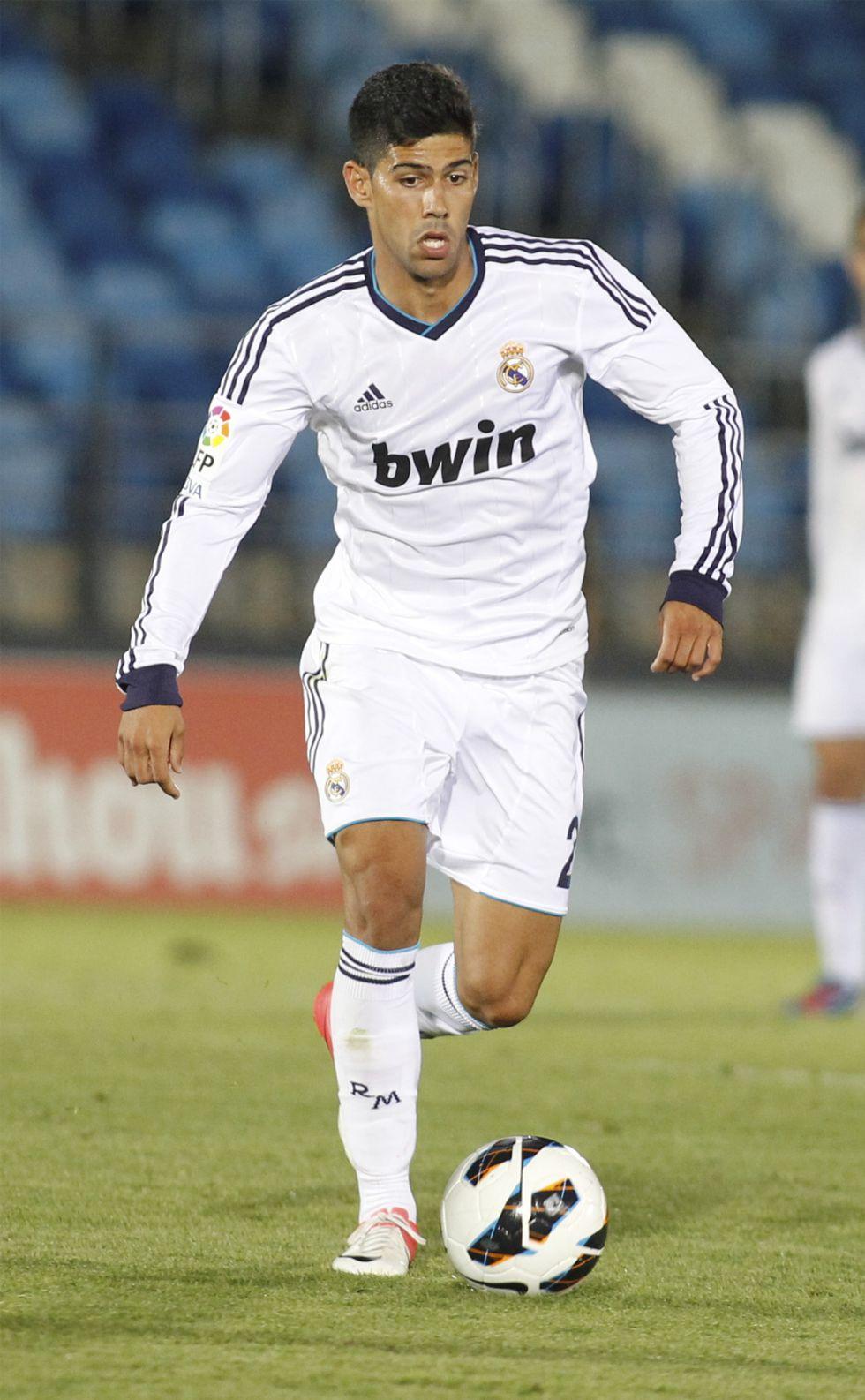 """Juanfran: """"El Castilla ya sabe a lo que juega; no vamos a sufrir"""""""