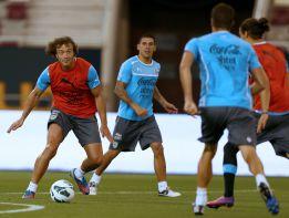 """Lugano alaba a Puyol: """"Es un referente en esa posición"""""""