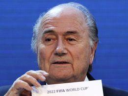 """Blatter admite que es """"difícil"""" acabar con el amaño de partidos"""