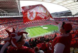 Comienza la venta de entradas para la final de Wembley