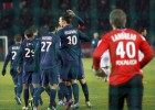 El PSG vence al Bastia antes de viajar a Valencia