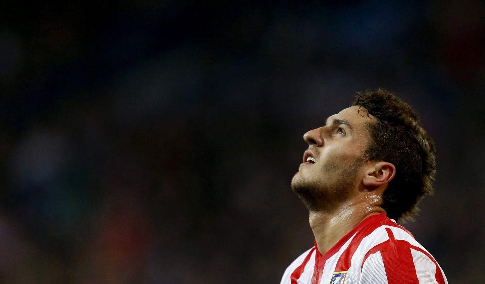 """Koke: """"Diego Costa es un gran futbolista, tiene mucho carácter"""""""