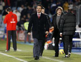 """""""Con el Barça, si atacas eres un coladero y si reculas, no llegas"""""""