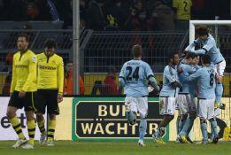 El Hamburgo y el Bayern golean al Dortmund y al Schalke