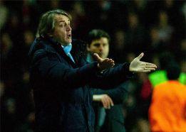 El City cae en Southampton y la familia Silva clama contra Mancini