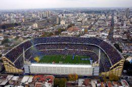 """Boca planea construir un nuevo estadio y dejar """"La Bombonera"""""""