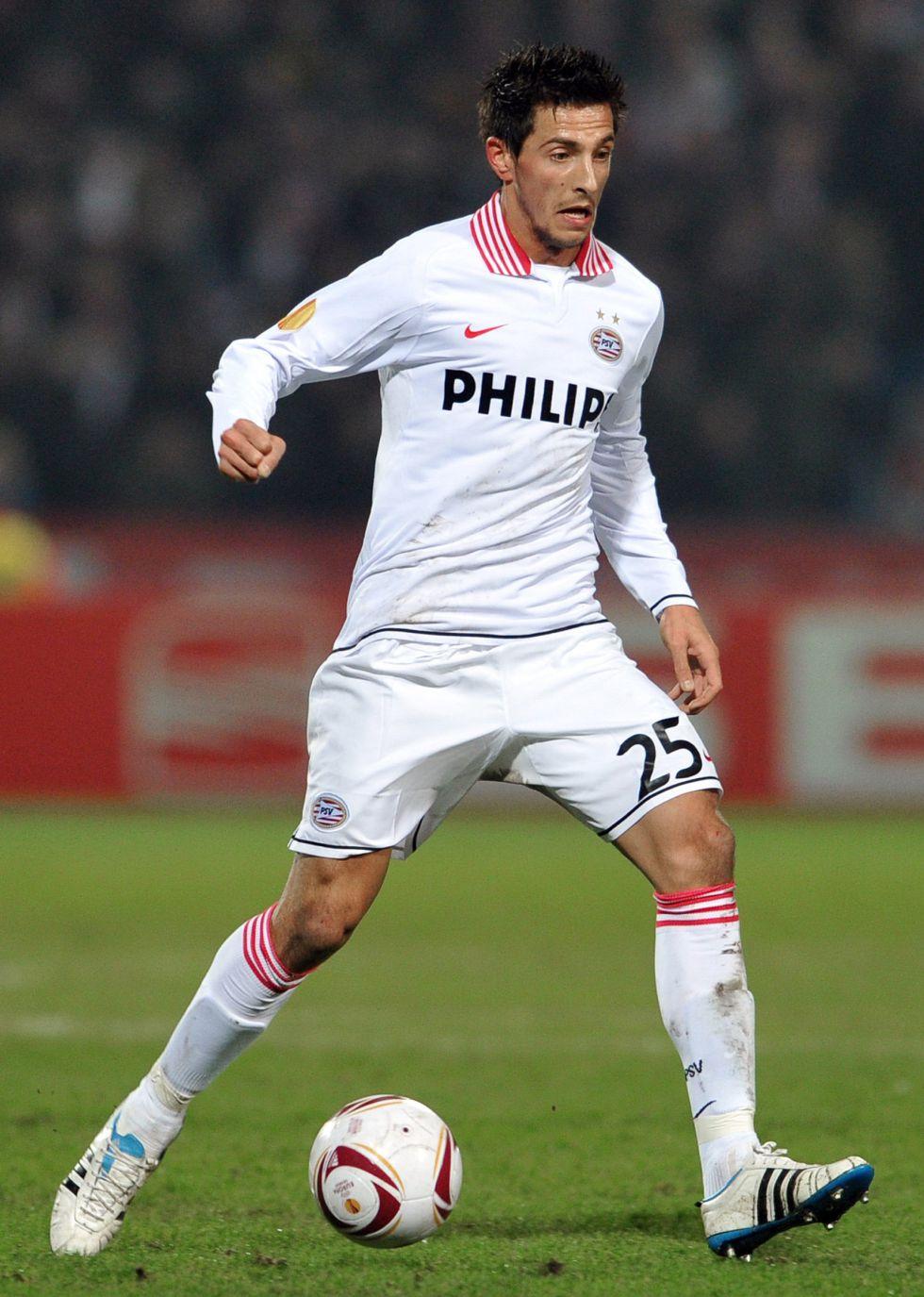 El PSV empata contra diez