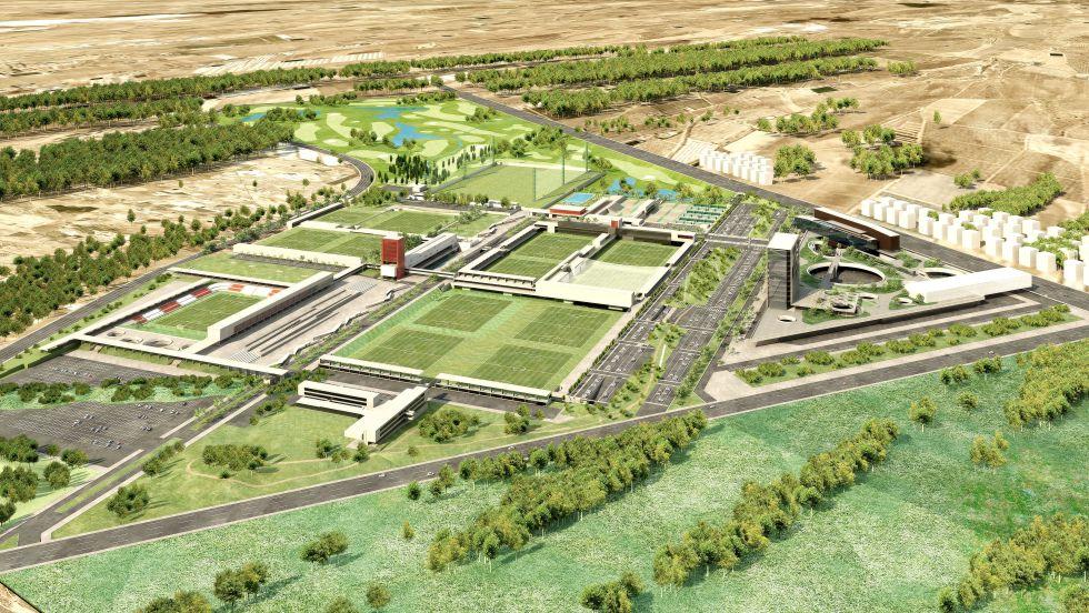 El Atlético de Madrid planea irse a Alcorcón al final de 2015
