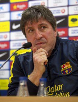 """Roura: """"El Barcelona es ajeno al vídeo. Yo ni lo he visto"""""""