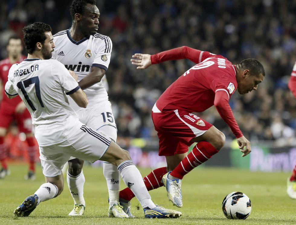 Modric y Arbeloa fuerzan la quinta tarjeta; bajas ante el Rayo