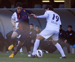 El Guadalajara agua la siesta al peor Barça B de la temporada