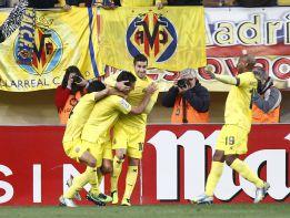 El Villarreal vuelve a golear con Perbet de protagonista