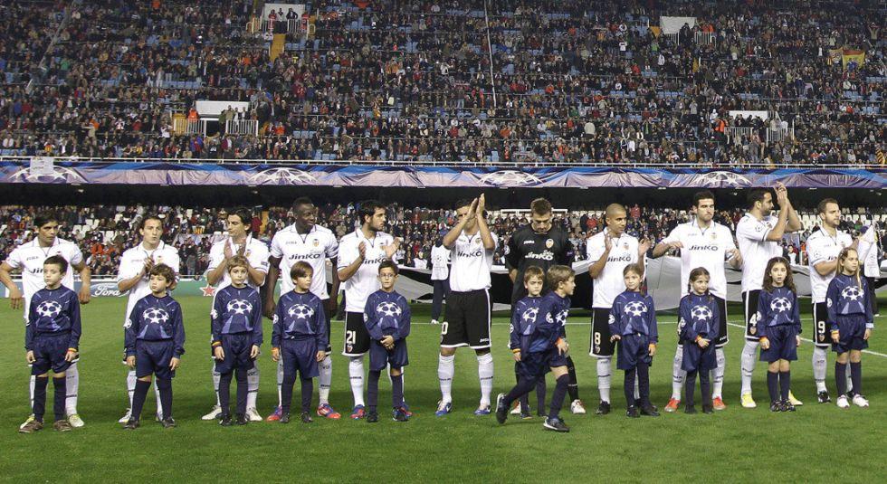 El italiano Paolo Tagliavento pitará el Valencia-PSG