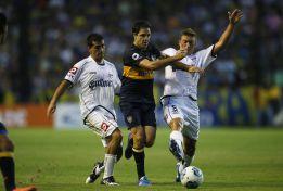 Boca remonta ante Quilmes y gana 3-2 en el debut de Bianchi