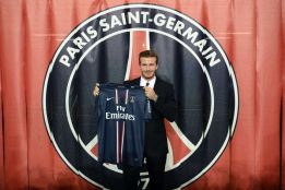 Beckham cobrar 31.000 euros al mes y otras compensaciones