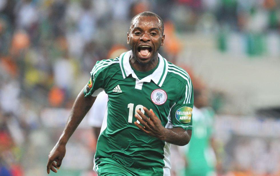 Tercera Copa de África para Nigeria con un gran gol de Mba