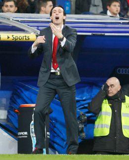 """Unai Emery: """"En momentos no he reconocido a mi equipo"""""""