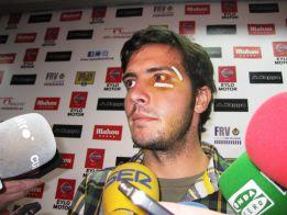 El Valladolid no puede contar con Marc Valiente ante el Betis