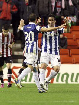 El Espanyol castiga con dureza al Athletic de un Iraizoz negado