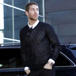 """Sergio Ramos: """"El Manchester no sólo es Rooney y Van Persie"""""""