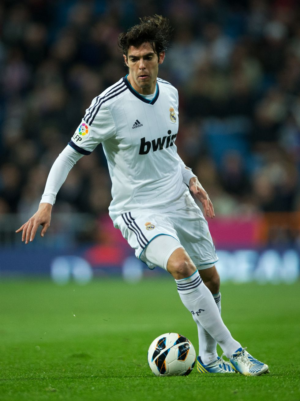 Kaká se apunta ahora al casting para el once del miércoles