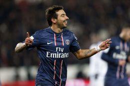 """Lavezzi: """"Ibrahimovic lo está haciendo bárbaro en el PSG"""""""
