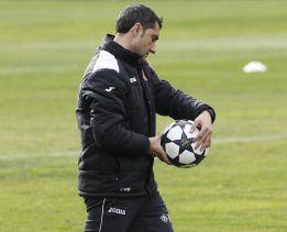 Valverde convoca a los 19 jugadores que tiene disponibles