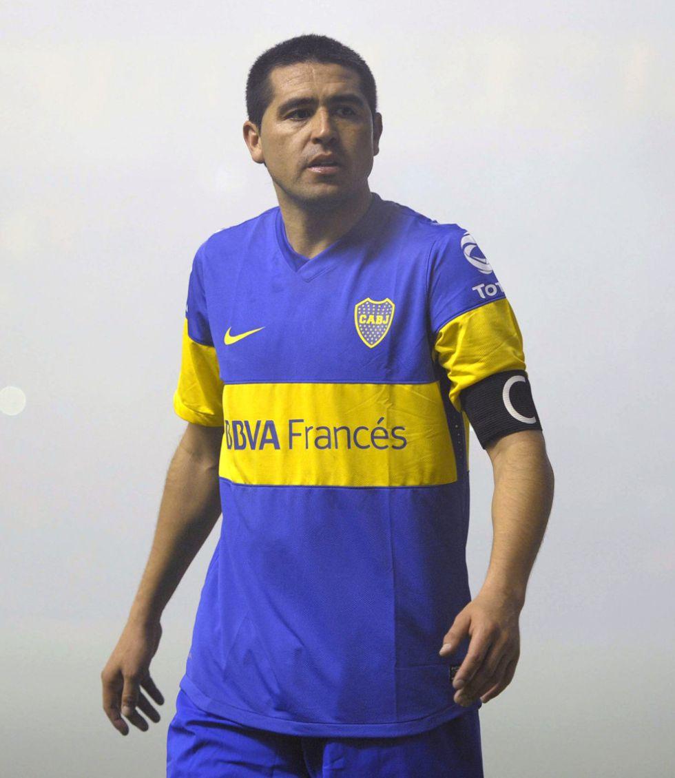 """Riquelme regresa siete meses después: """"Estoy feliz, es mi casa"""""""