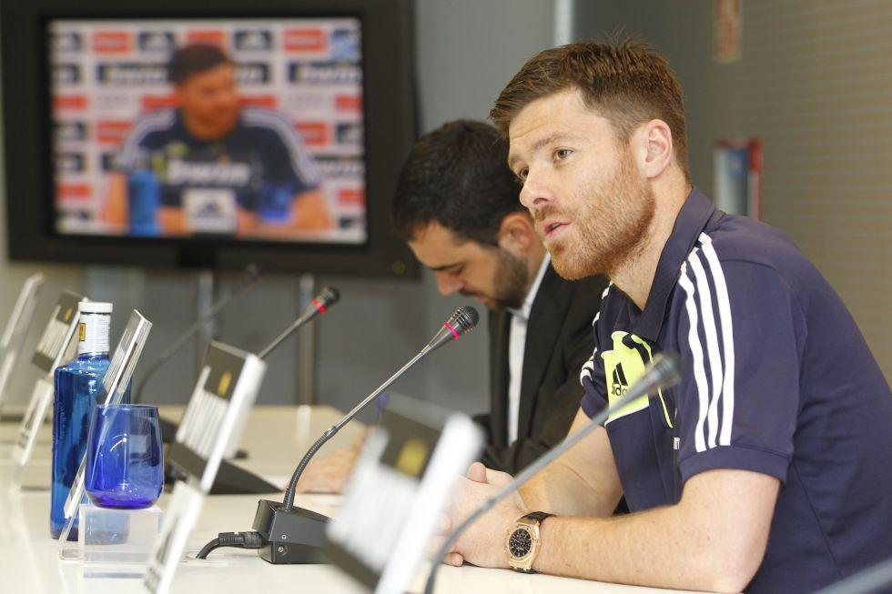 """Xabi Alonso: """"Nunca vi doping en la Real; es absolutamente falso"""""""