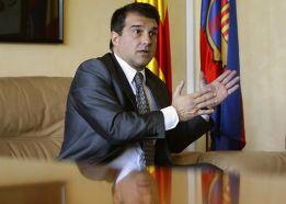 Laporta, condenado a avalar más de 63 millones de deuda