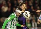 El Betis recupera a Beñat pero no puede superar al Valladolid