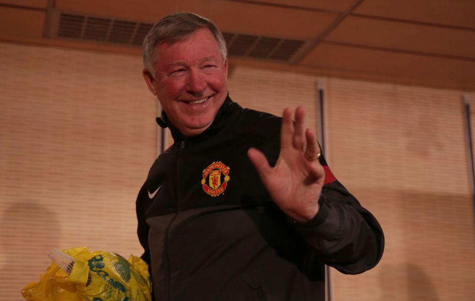 """Ferguson: """"Estén seguros de que no habrá un 0-0 en este partido"""""""
