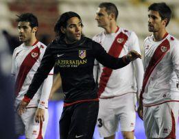 El Atlético de Madrid suma ya ocho partidos sin ganar fuera