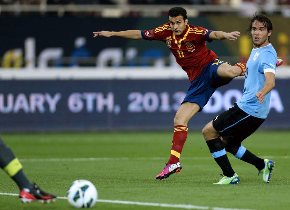 Pedro sí dice a qué jugador del Madrid ficharía: a Sergio Ramos