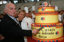 Homenaje a Nicolau Casaus en el centenario de su nacimiento