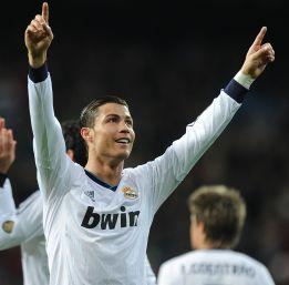 Cristiano casi triplica en el Madrid su promedio del United