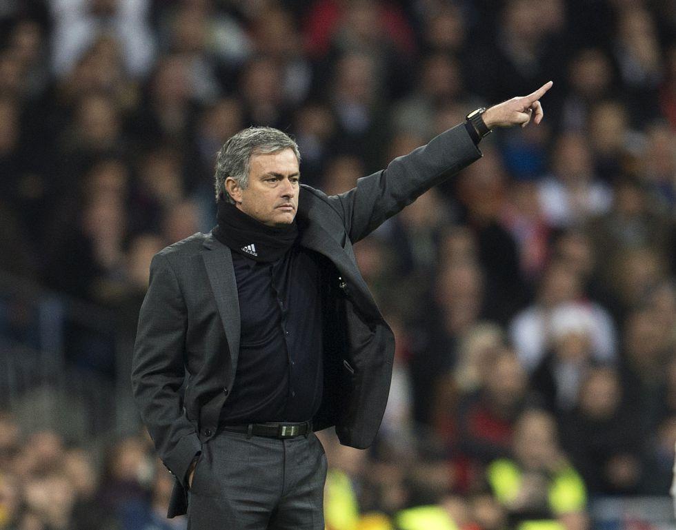 Mourinho vuelve a señalar a Sergio Ramos por el 0-1