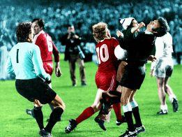 El Madrid nunca sobrevivió en Europa a un 1-1 en la ida