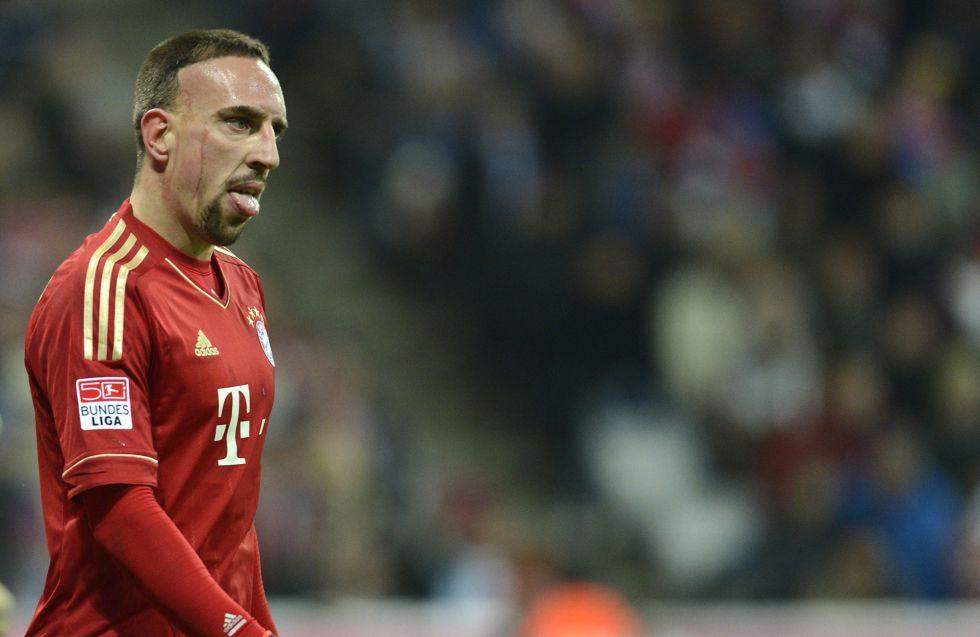 Un desconocido se cuela en el vestuario del Bayern de Múnich