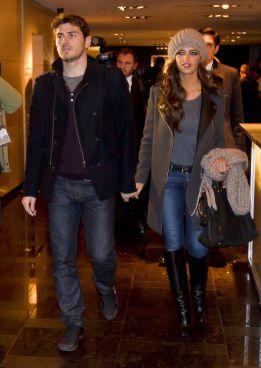 Casillas y Sara, entre las parejas favoritas de los españoles
