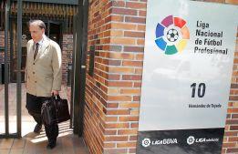Javier Tebas se presentará a las elecciones para presidir la LFP