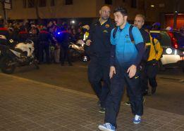 David Villa, ingresado de nuevo y es baja ante el Granada