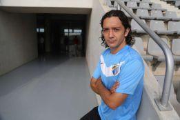 """Iturra: """"Tenemos los ojos puestos en el encuentro ante el Athletic"""""""